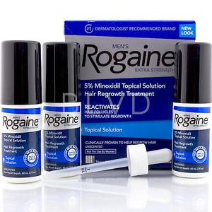ロゲインは初のミノキシジル5%外用溶液!