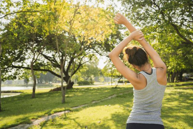 運動で健やかに元気な血管へ